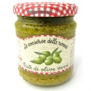 Green Olive Paste (Tapenade)